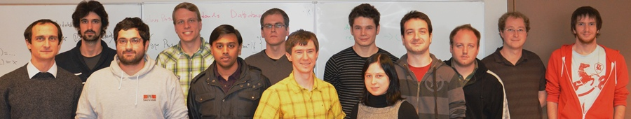 LARA Research Staff, 2012