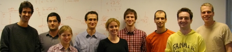 LARA Research Staff, 2009